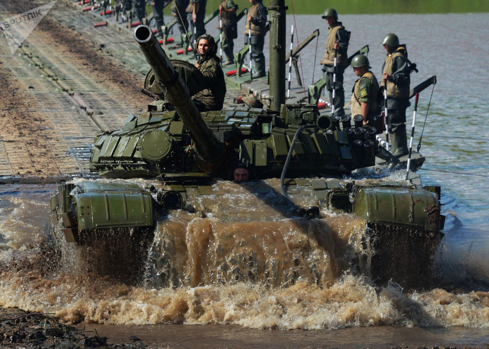 SSCB ve Rusya'da askeri tatbikatlar