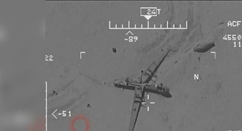 İran: ABD'nin Suriye ve Irak'taki 'drone'larının kontrolünü ele geçirdik