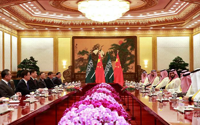 Suudi Arabistan'da Çince dersi müfredata girdi