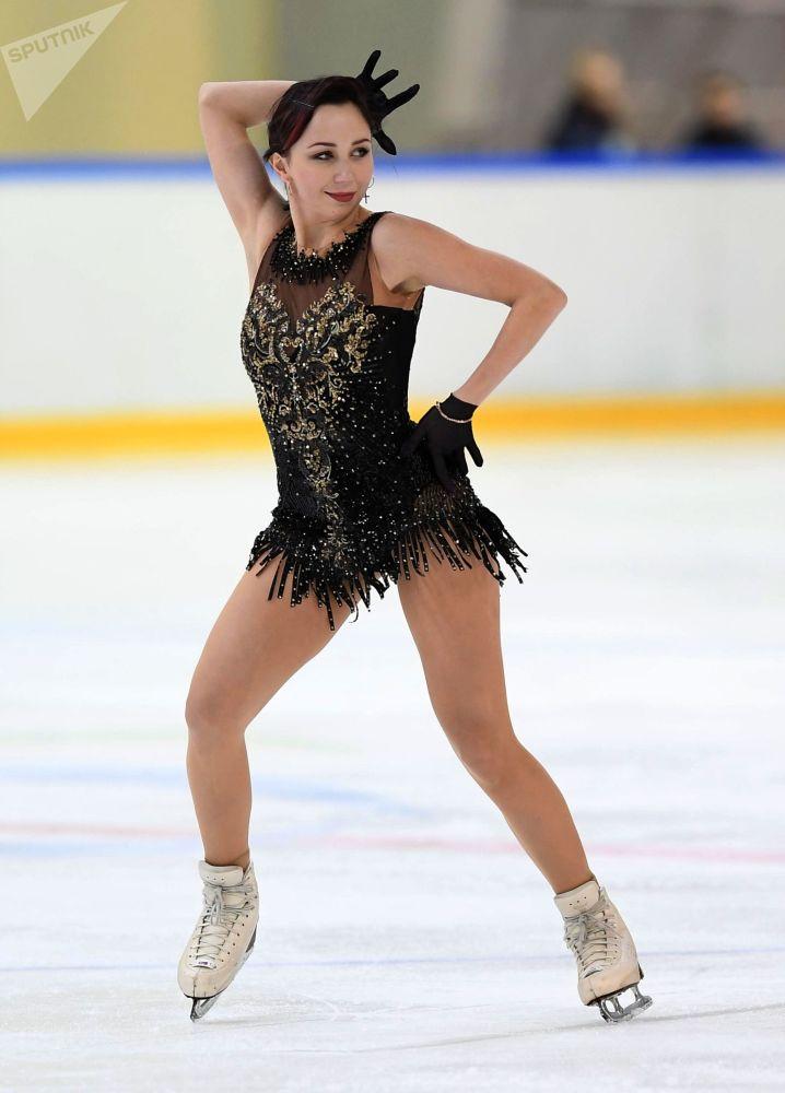 Yelizaveta Tuktamışeva, Medvedeva ile rekabetin arkadaş kalmalarına engel olmadığını söyledi.