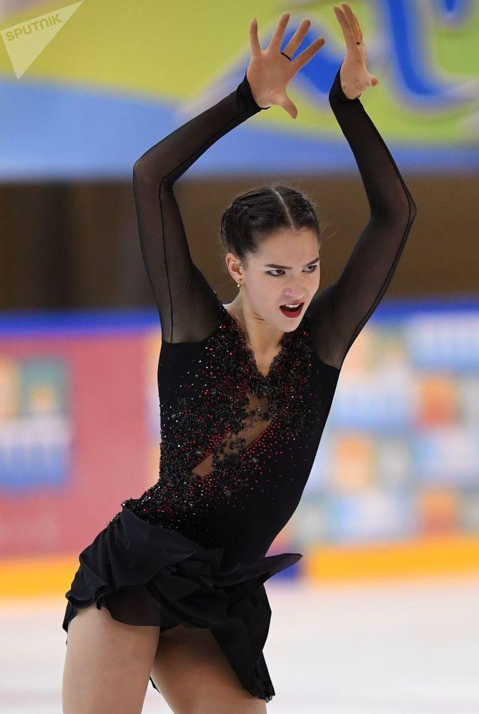Stanislava Konstantinova, Avrupa'da aldığı başarısızlıklar yüzünden kaybettiği güveni Rusya Kupası'nda tekrar kazanmayı başardı.