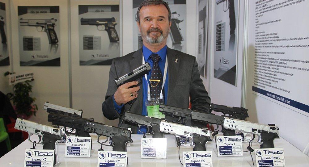 TİSAŞ Trabzon Silah Sanayi