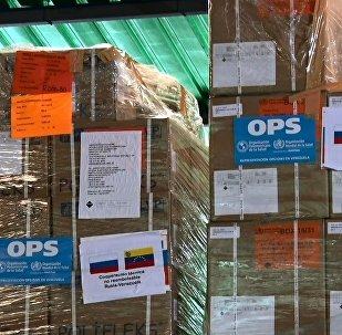 Rusya, Venezüella'ya yedi tondan fazla insani yardım sağladı