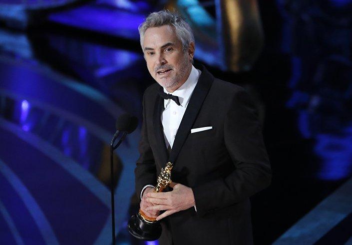 2019 Oscar Ödülleri töreninde en iyi görüntü yönetimi Oscar'ı Roma filmiyle yönetmen Alfonso Cuarón'un oldu