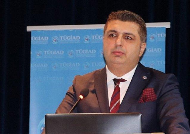 Türkiye Genç İşadamları Derneği (TÜGİAD) Yönetim Kurulu Başkanı Anıl Alirıza Şohoğlu