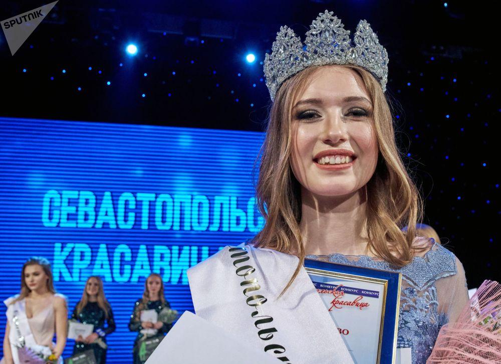 Sivastopol Güzeli 2019 Yarışması