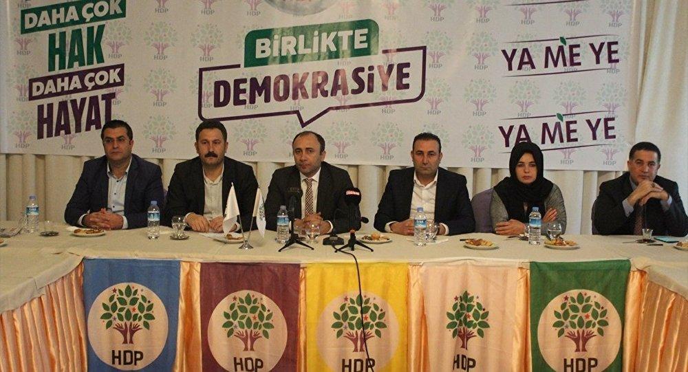 HDP, Şanlıurfa, Hidayet Enmek (sol 3)