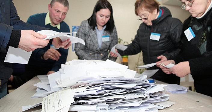 Moldova'da seçimler yapıldı