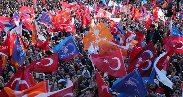 AK Parti, miting, seçmen