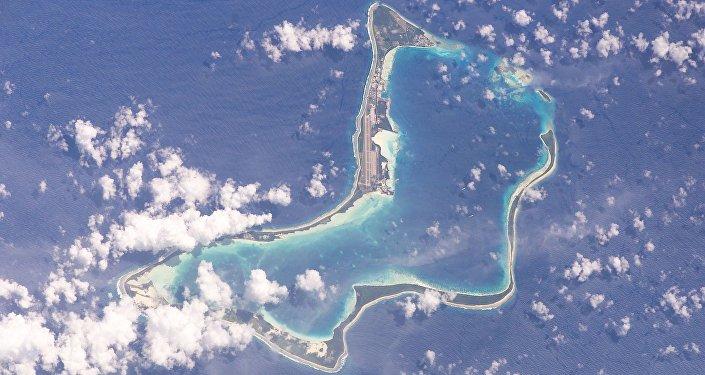 Chagos adaları