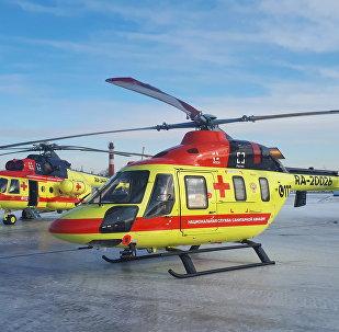 Rus ANSAT helikopteri