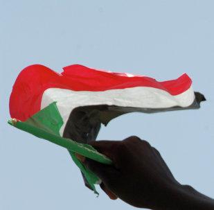 Sudan Bayrağı