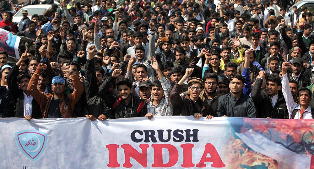 Hindistan-Pakistan gerilimi