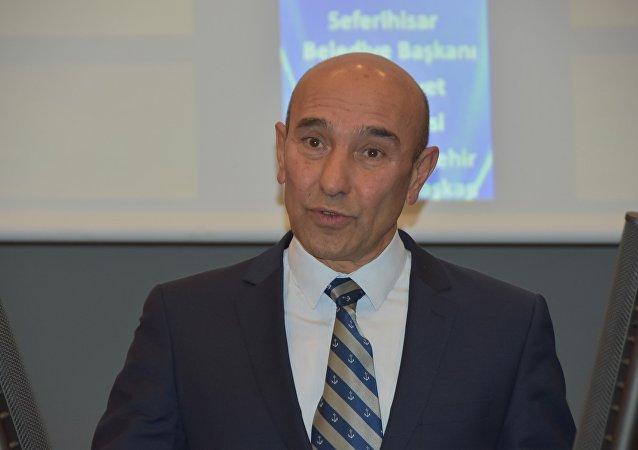 CHP'nin İzmir Büyükşehir Belediye Başkan adayı Tunç Soyer