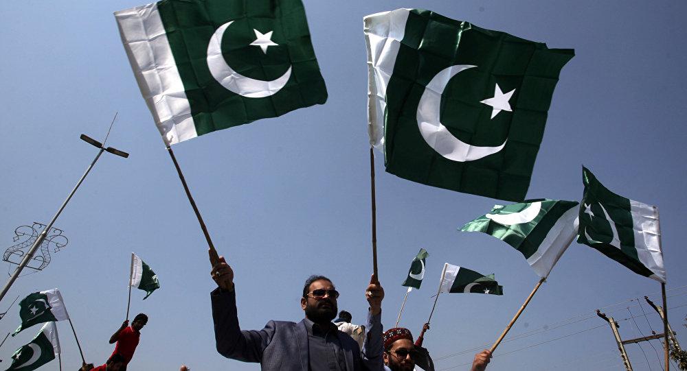 Pakistan bayrakları