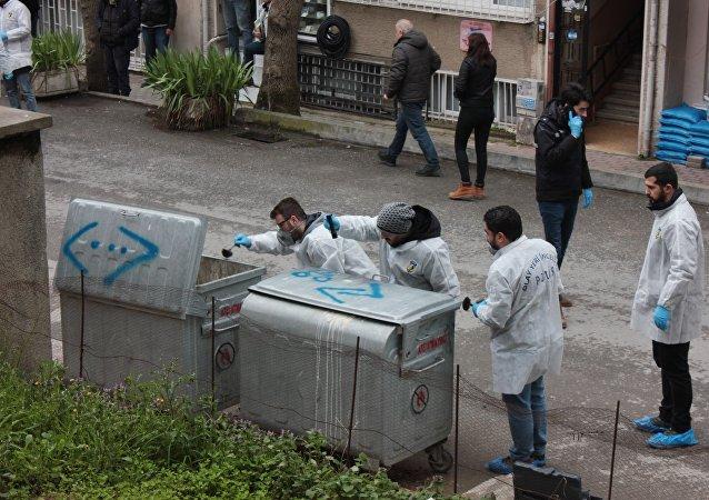 Kadıköy -  çöp konteynerinde bulunan kesik bacaklar cinayeti