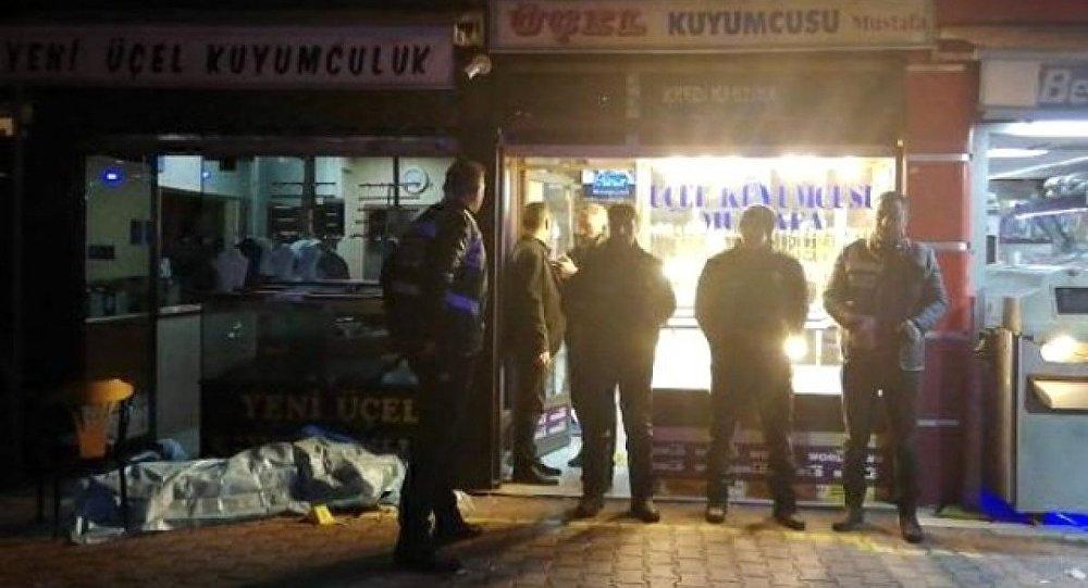 Kuyumcuyu soyup 2 kişiyi öldüren kişinin polis olduğu ortaya çıktı