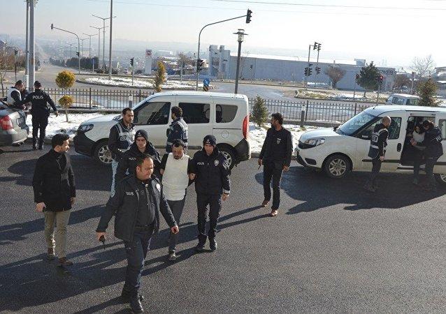 Mehmet Altınbilek'in katil zanlısı K.A