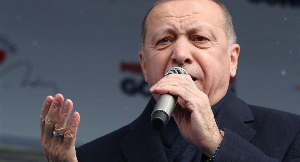 Recep Tayyip Erdoğan, Ardahan