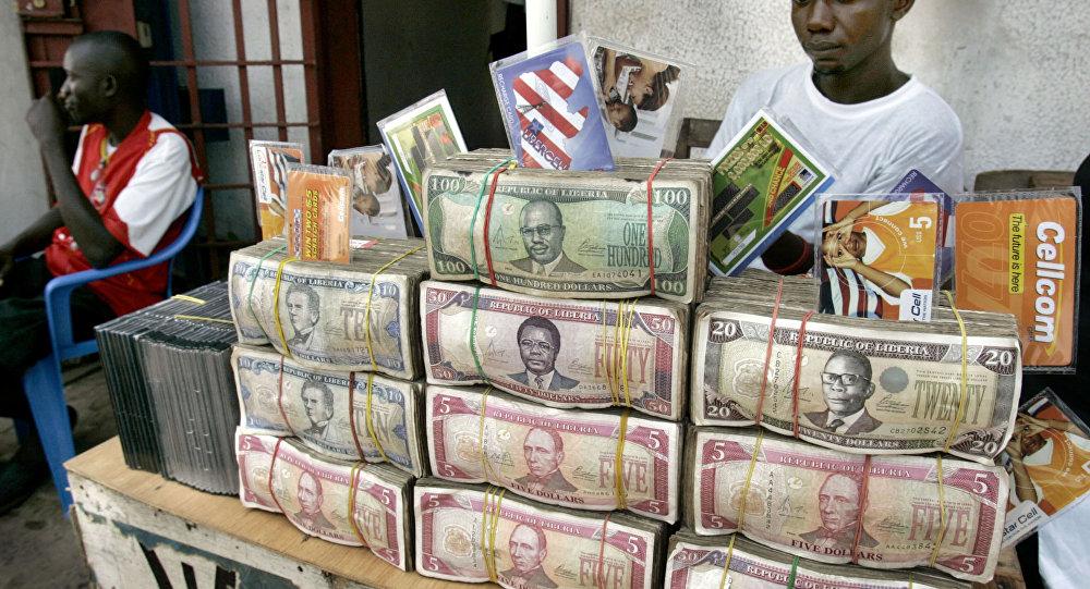 Liberya'nın kayıp milyonları