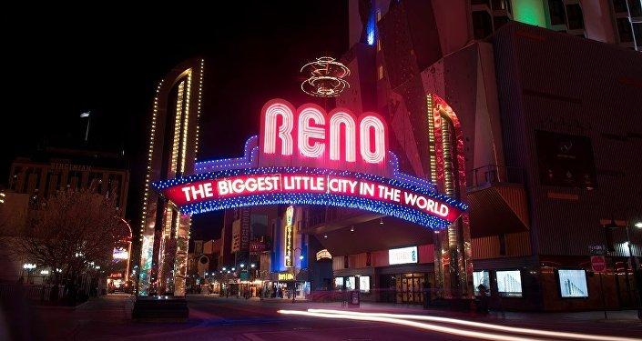 Dünyanın en büyük küçük şehri' ünvanlı kumar cenneti Reno