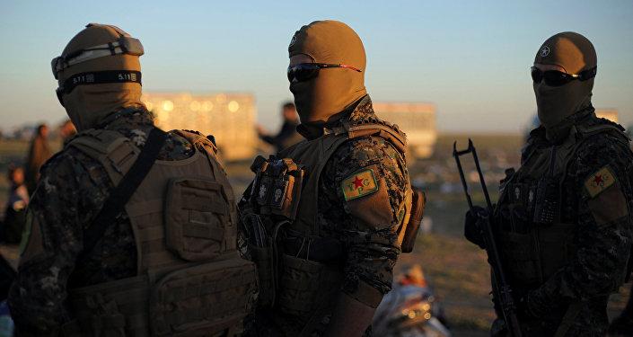 Demokratik Suriye Güçleri (DSG), Suriye'de IŞİD'in elindeki son bölge olan Bagoz'a operasyon düzenledi