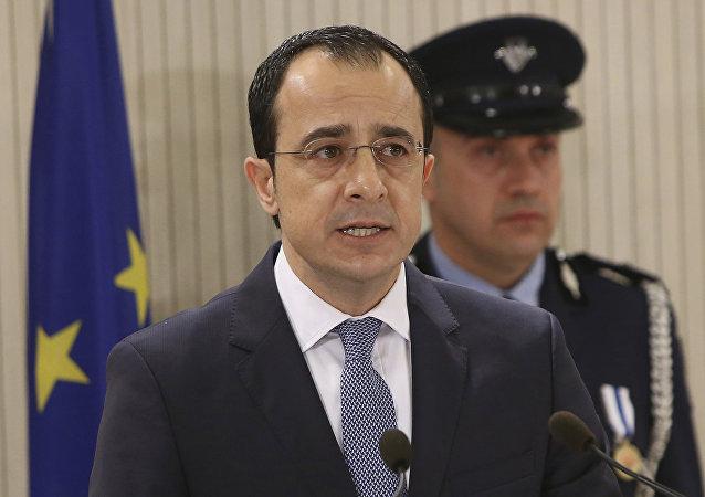 Güney Kıbrıs Dışişleri Bakanı Nikos Hristodoulodis