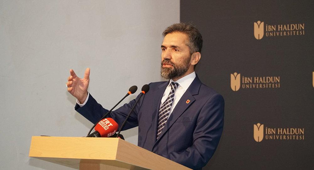 İbn Haldun Üniversitesi Rektörü Prof. Dr. Recep Şentürk