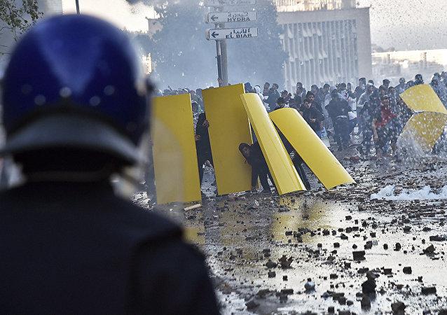 Cezayir protestoları