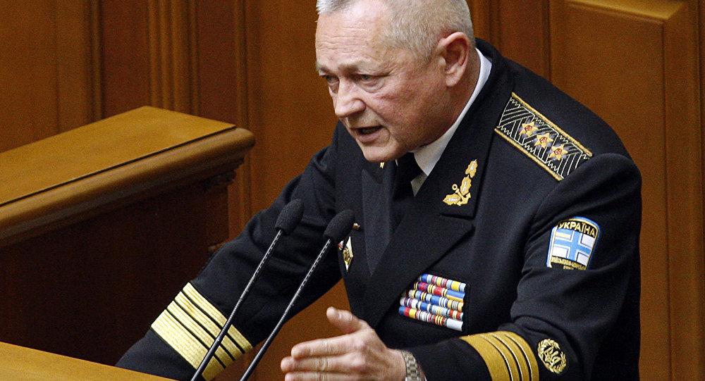 Eski Ukrayna Savunma Bakanı İgor Tenyuh