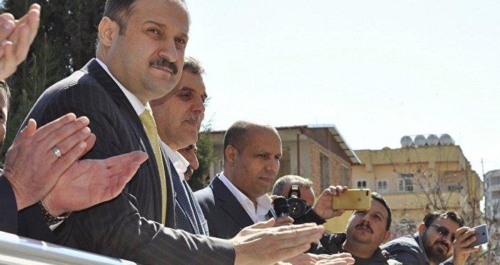 AKP Şanlıurfa Milletvekili Mehmet Kasım Gülpınar