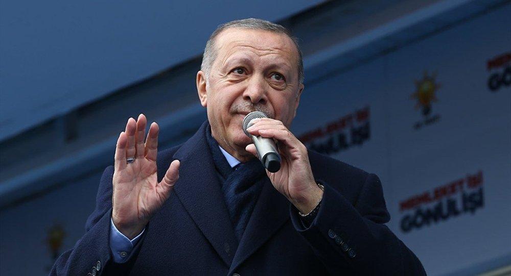 Recep Tayyip Erdoğan - el