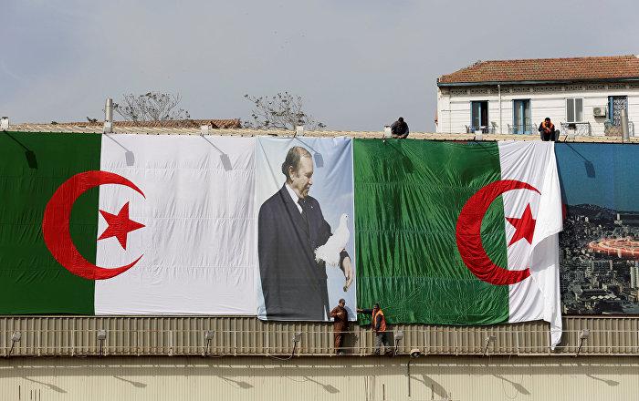 Cezayir Genelkurmay Başkanı'nın yarın konuşma yapması bekleniyor