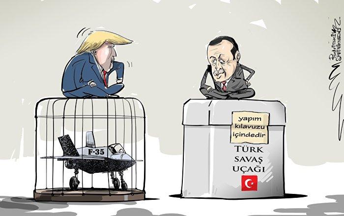 Rus uzmanlardan Türkiye'nin milli uçak hamlesi yorumu: Ankara, Washigton'un kontrolü altından çıkmak istiyor