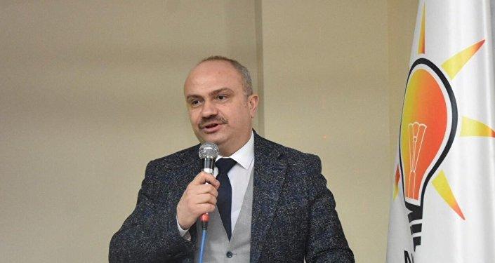 AK Parti Manisa İl Başkanı Berk Mersinli