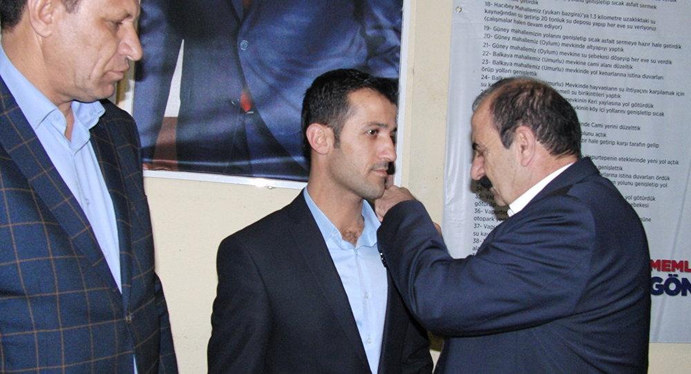 Suat Yüksel - AK Parti Hakkari Milletvekili Husret Dinç