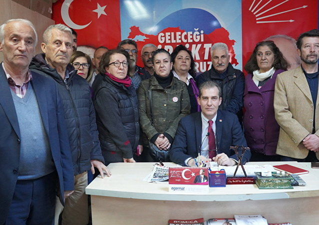 Ayvalık CHP'de, 9 üye disiplin kuruluna sevk edildi