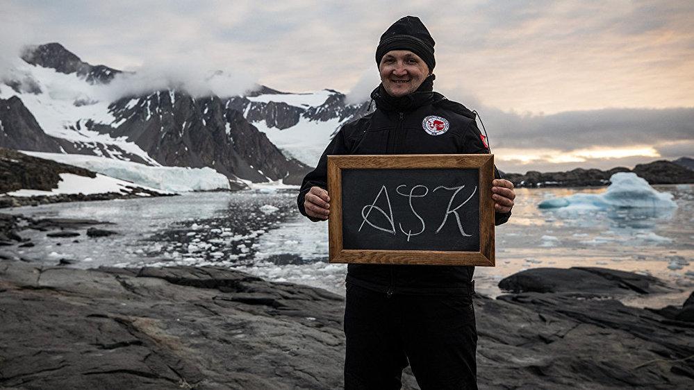 Antarktika'daki Türk bilim insanları, çalışmalarını çevresel duyarlılık mesajlarıyla sonlandırdı