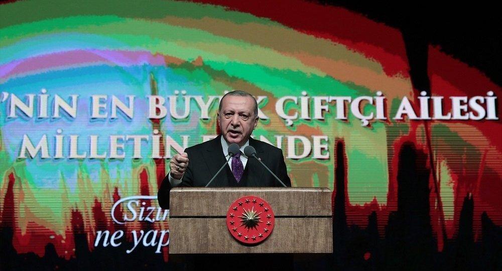 Recep Tayyip Erdoğan, Beştepe, Çiftçiler