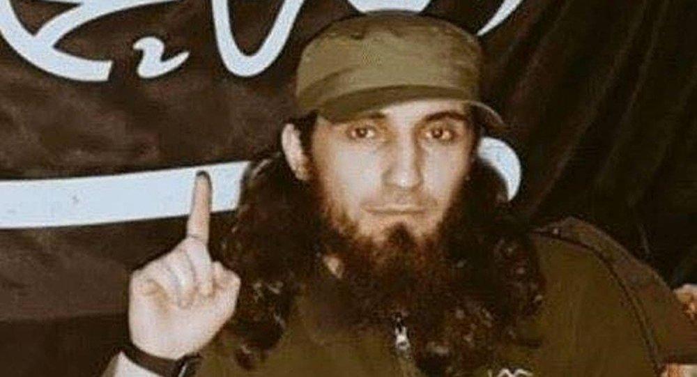 Çeçen cihatçıların örgütü Ecnad El Kavkaz'ın lideri Hamza Şişani