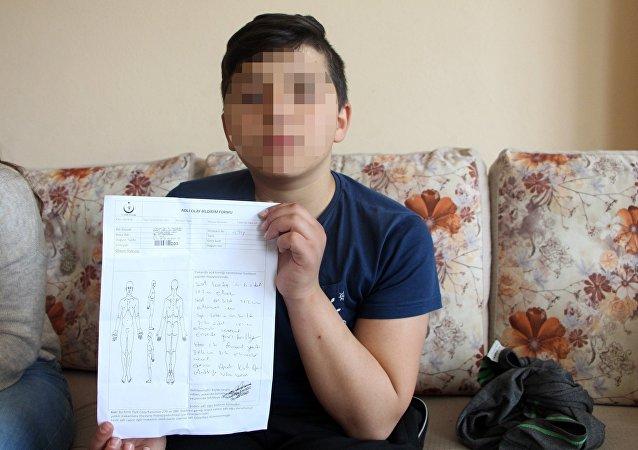 Antalya - Özel öğrenci yurdunda darp iddiası