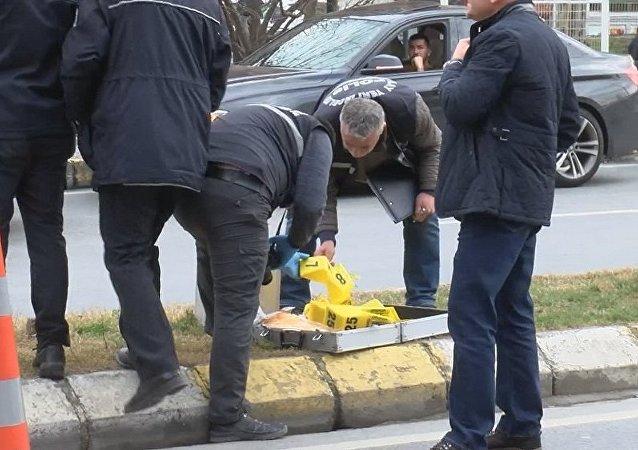 Bakırköy Adalet Sarayı, silahlı saldırı