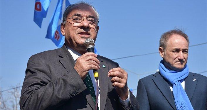 DSP Genel Başkanı Aksakal: Emperyal sistemin saldırısı altındayız