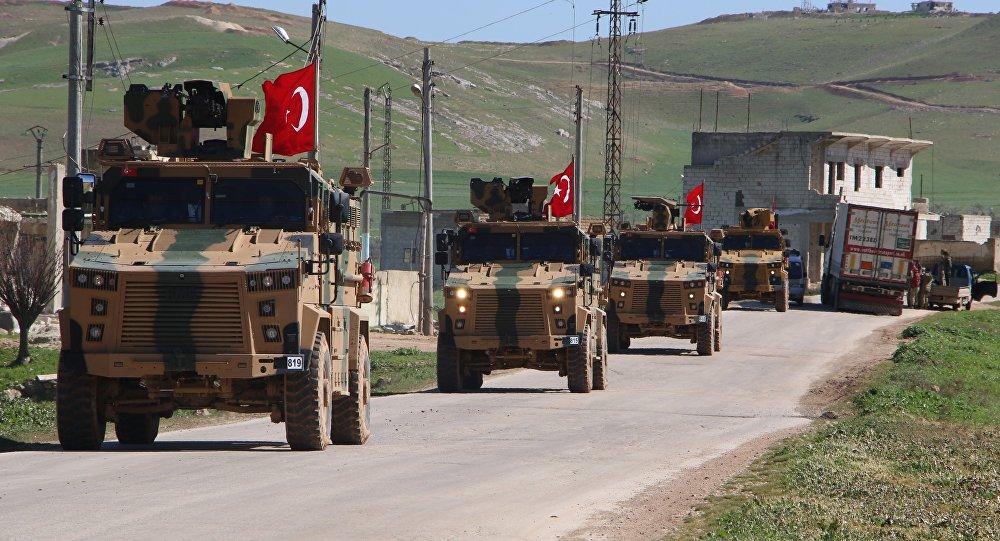 TSK - İdlib -  ilk devriye faaliyeti tamamladı