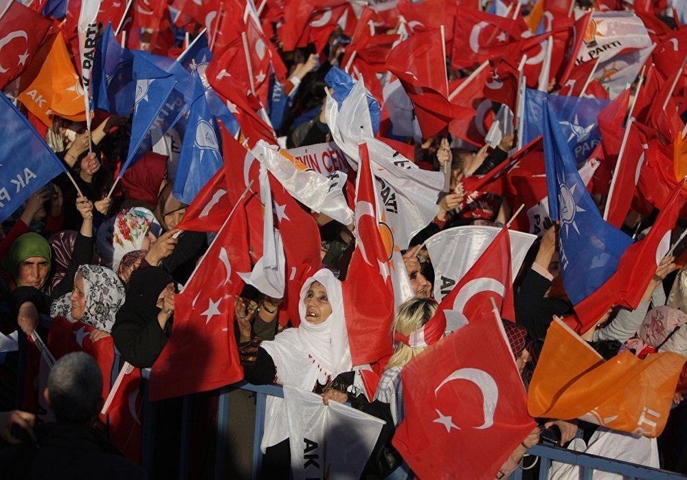 Cumhurbaşkanı Recep Tayyip Erdoğan, partisinin Diyarbakır'da düzenlediği mitinge katıldı - AK Parti'nin Diyarbakır mitingi
