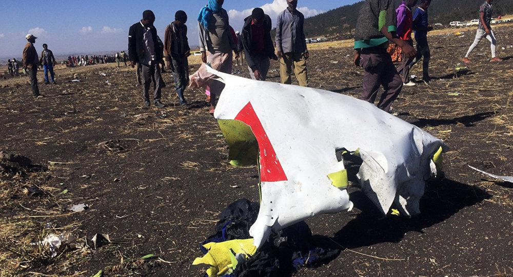 Etiyopya'da uçak kazası