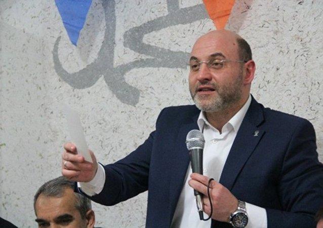 AK Parti Kütahya İl Başkanı Ali Çetinbaş
