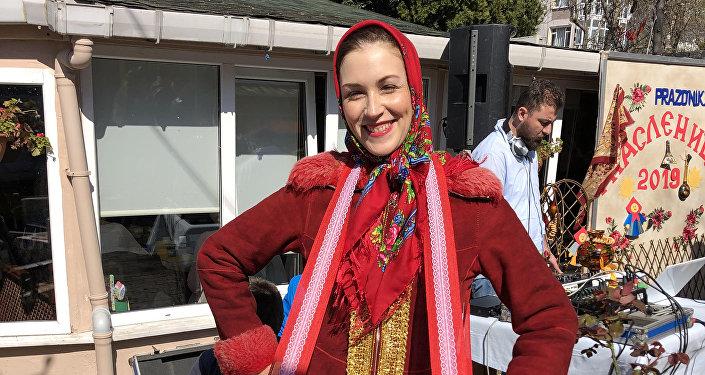Maslenitsa bayramı İstanbul'da da kutlandı
