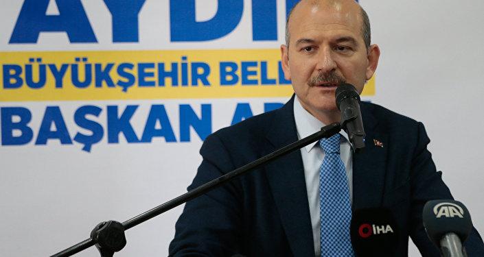 Süleyman Soylu -Söke