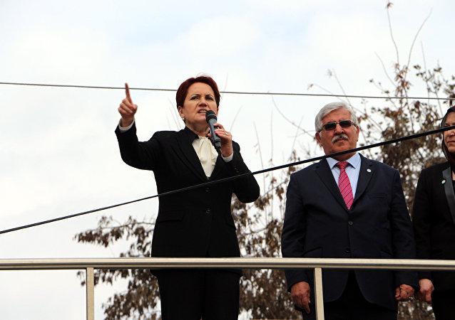 Meral Akşener - Tokat